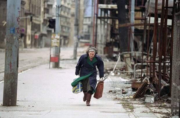20 лет спустя после войны в Боснии 1992-1995 годов: редкие фото конфликта