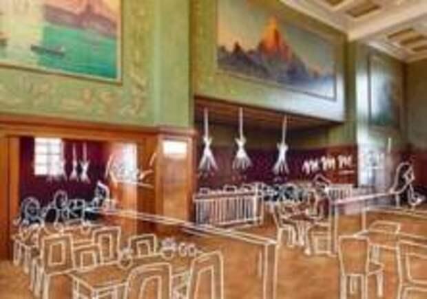 На центральном вокзале Лозанны открывается вегетарианский ресторан