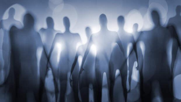"""Скрывать пришельцев от глаз людей может """"эффект гориллы"""""""