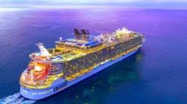 Круизы Royal Caribbean теперь доступны онлайн в системе бронирования «Инфофлота»