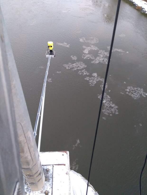 За уровнем воды на Чепце в Глазове будет следить новый гидропост