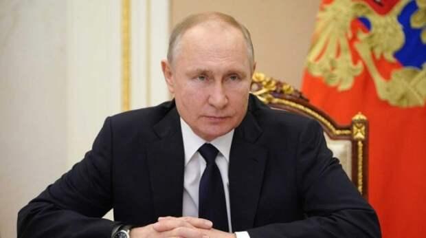 В поведении Путина на встрече с Радаевым эксперты нашли скрытый смысл