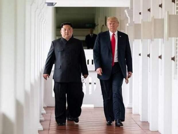Трамп рассказал о состоянии здоровья Ким Чен Ына