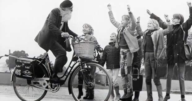 «Стальной дед» против чемпионов велоспорта