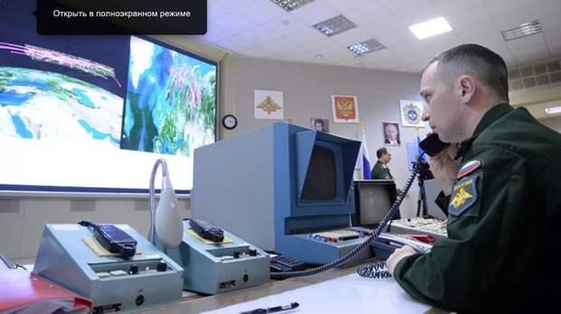 Система противоракетного наблюдения видит все пуски баллистических ракет