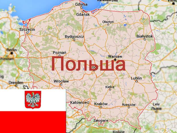 Вертолет ВВС Польши «нечаянно» залетел в Белоруссию