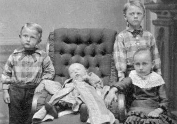Викторианские странности: смерть и траур в Англии времён королевы Виктории