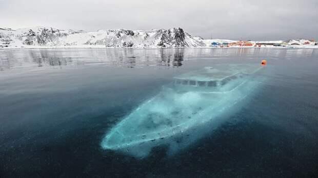 10 затонувших кораблей, которые легко увидеть своими глазами