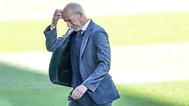 Зидан ушел из «Реала»: второе пришествие оказалось неудачным
