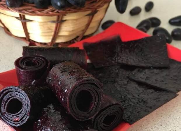 Пастила из винограда: как приготовить в домашних условиях