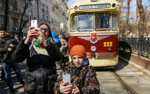 Трамваи вместо машин: в Москве на сутки перекроют Чистопрудный бульвар