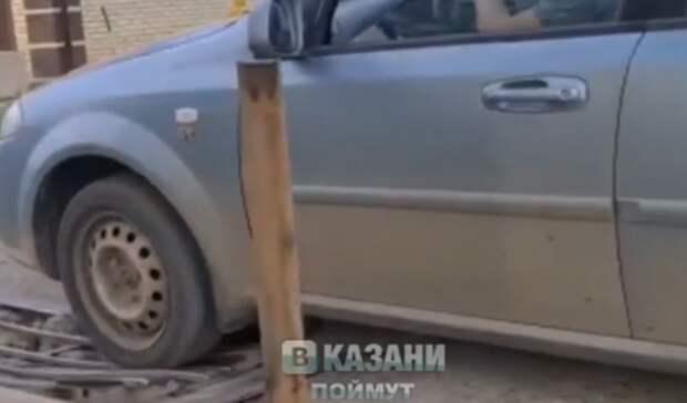 Казанцы пожаловались нааварийный мост— жители ждут помощи отвластей