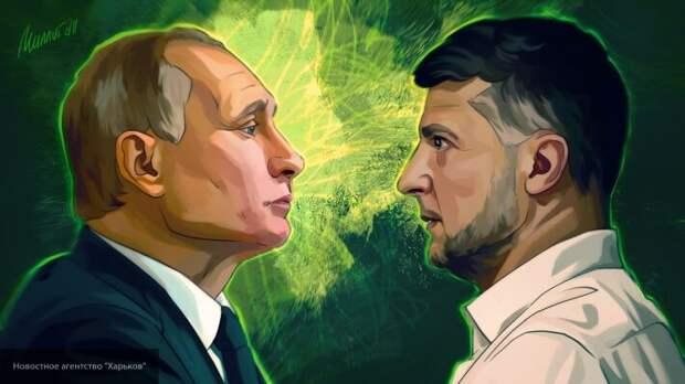 Зеленский поставил России ультиматум по Крыму