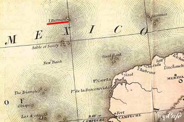 ТОП-10 самых странных и загадочных островов мира