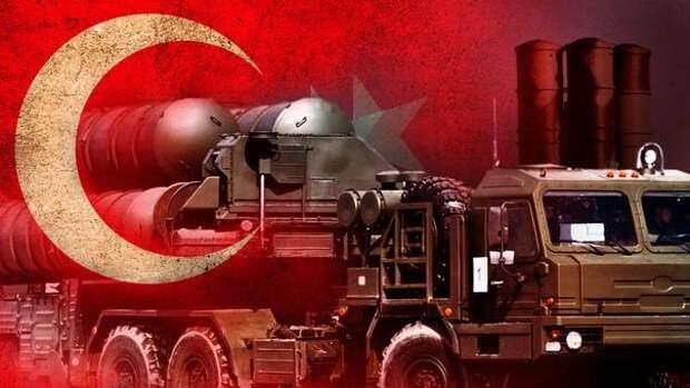 Как Путин и Эрдоган вскрыли блеф вокруг С-400