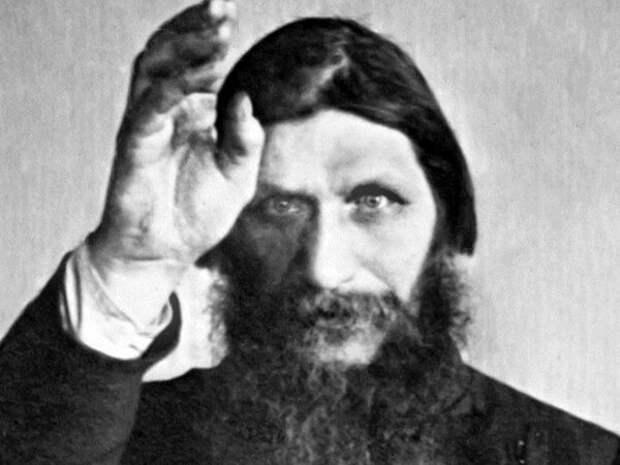Уж не знаю, пророк Распутин или авантюрист, но взгляд пронизывает насквозь