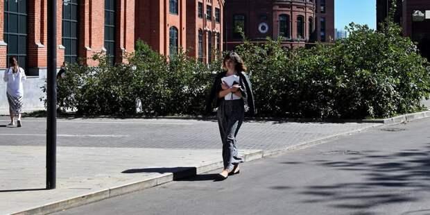 Собянин обсудил ход программы «Мой район» с жителями трех районов Москвы. Фото: Ю. Иванко mos.ru
