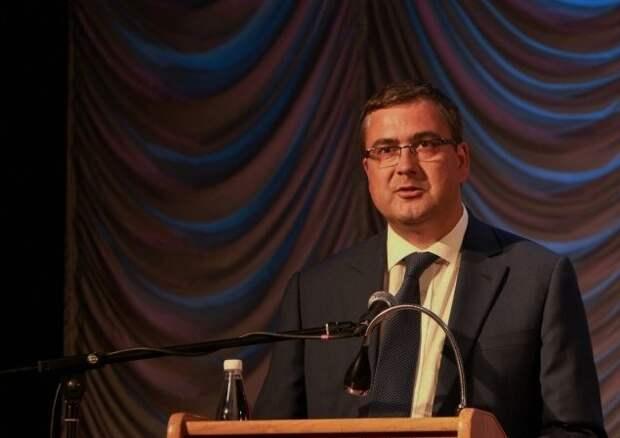 Солодовников написал заявление об увольнении из правительства Севастополя