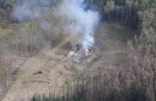 Чехи нашли «влиятельного сообщника» в деле о взрывах на складах