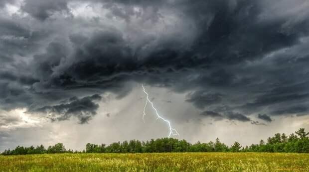 Град и сильный ливень: погода в Крыму на 17 мая