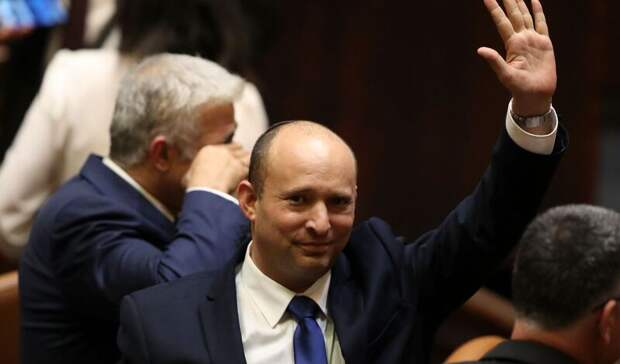 Путин поздравил Беннета совступлением вдолжность премьер-министра Израиля
