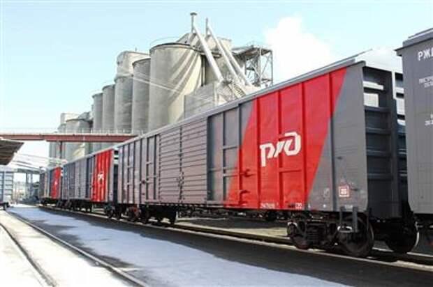 Перевозки контейнеров по сети РЖД выросли на 16% за январь-май