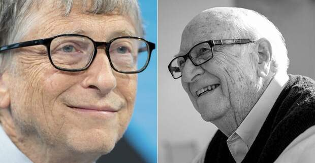 Отец Билла Гейтса умер в США