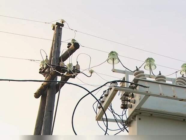 В районах Краснокаменска электричество и связь отсутствуют из-за ливневых дождей