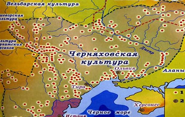 Буданова В. П. Готы в эпоху Великого переселения народов (1,2)