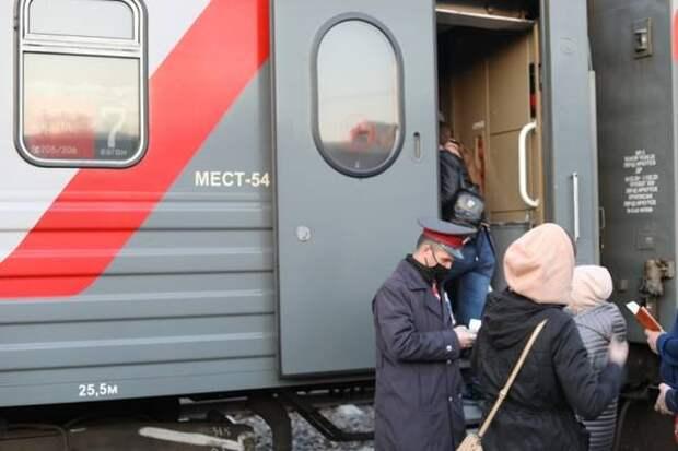 Из Иркутска и Северобайкальска в Анапу отправляются первые поезда