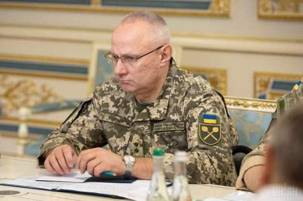 Нашумевшие чистки в Киеве: украинские генералы никак не могли поделить бюджетные средства