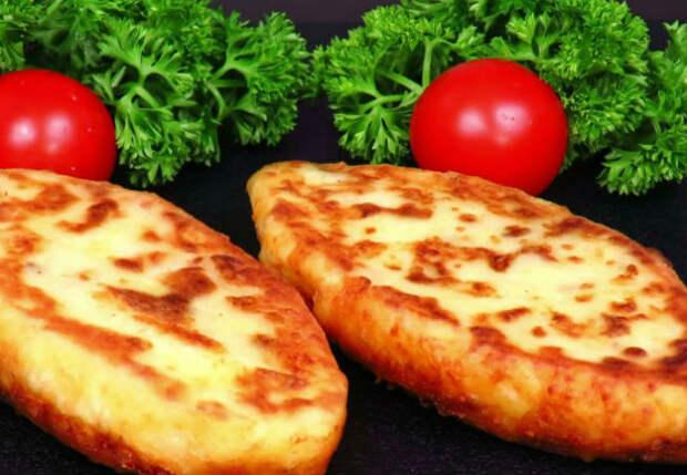 Зразы из картошки: тают во рту
