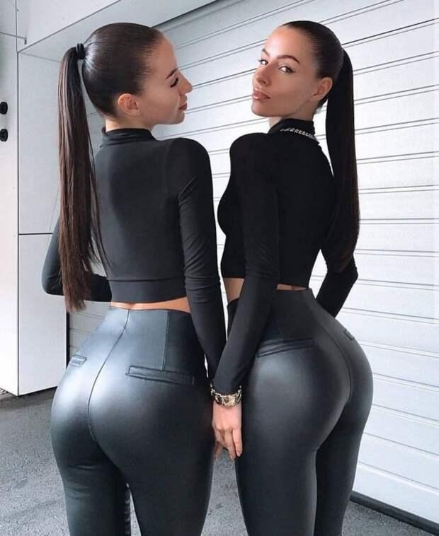 Девушки стройняшки