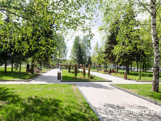 Глава Удмуртии поручил полиции усилить охрану в парках и скверах