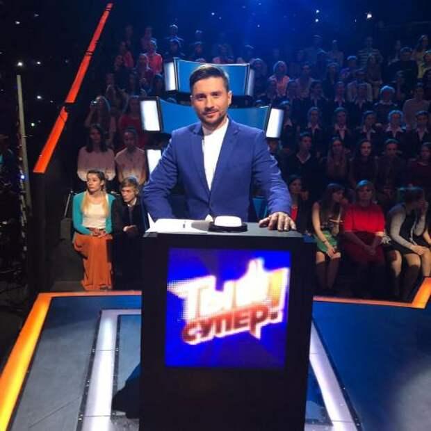 Сергей Лазарев не пустил в полуфинал шоу «Ты супер» на НТВ певца из Липецка