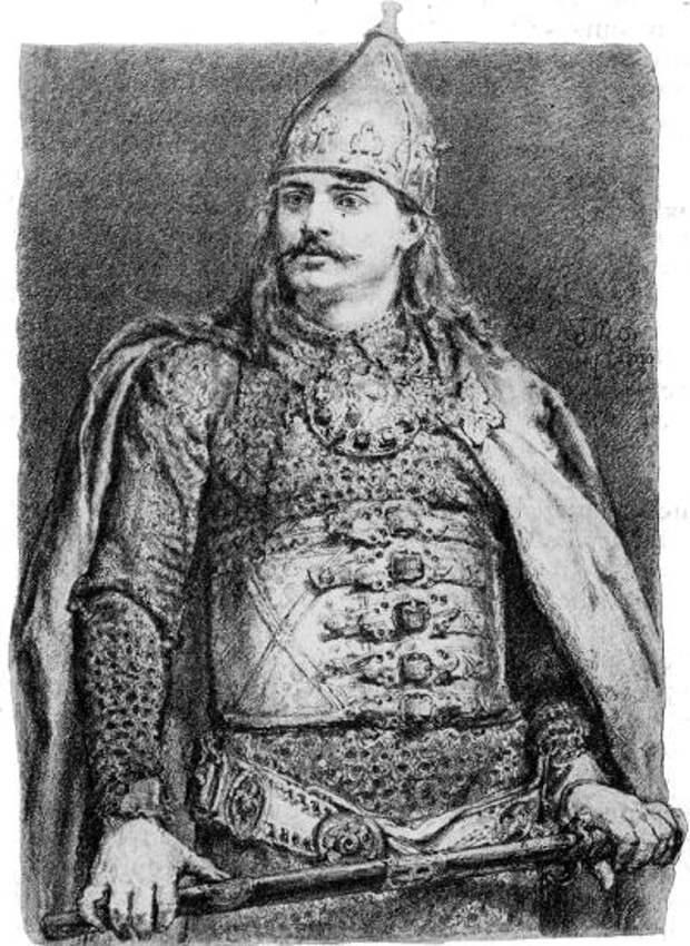 Князь Болеслав III Кривоустый.