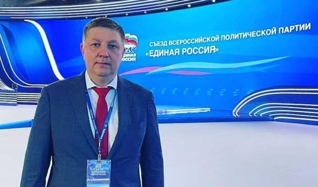 Константин Захаров утвержден «Единой Россией» как кандидат вГосдуму отТагила