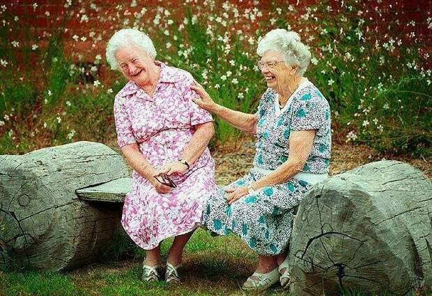 Бабушки и Лето