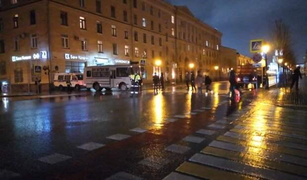 ВКазани намитинге задержали журналиста