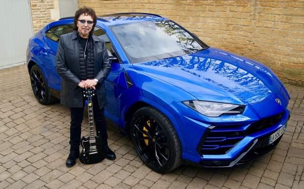 Изобретатель хеви-метал купил Lamborghini Urus