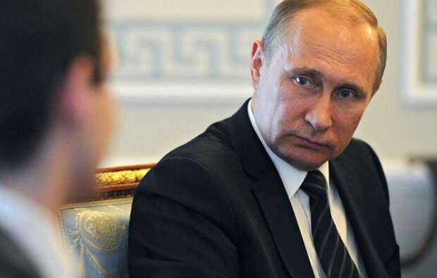 «Левада-центр»: 61% россиян считают Путина ответственным за проблемы страны