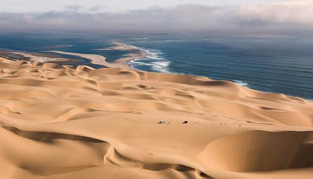 8 фото пустыни Намиб – места, где ничего нет
