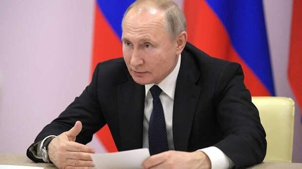 Путин предложил освободить российские семьи от уплаты налога с продажи жилья