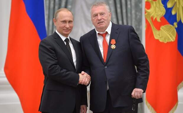 Жириновский предложил переименовать должность президента России (ВИДЕО)