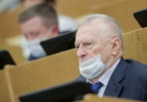 Жириновский о чипировании людей: экономика заставит