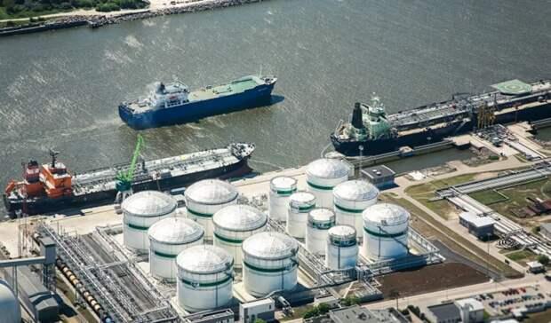 Минск приостанавливает транзит нефтепродуктов через Клайпеду