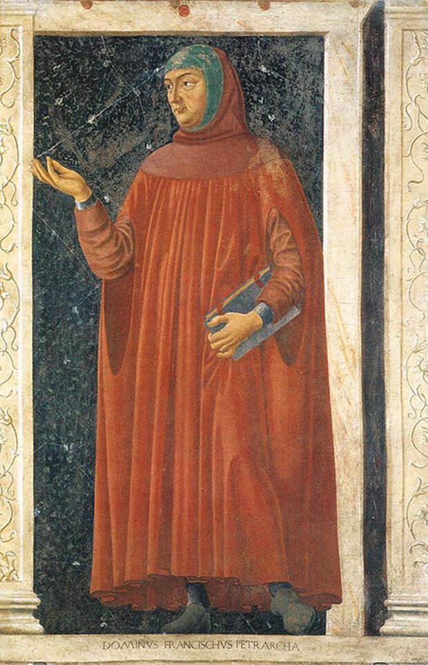 Франческо Петрарка.