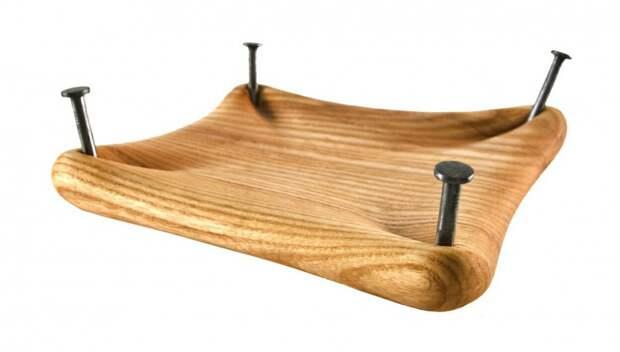 Деревянная резина