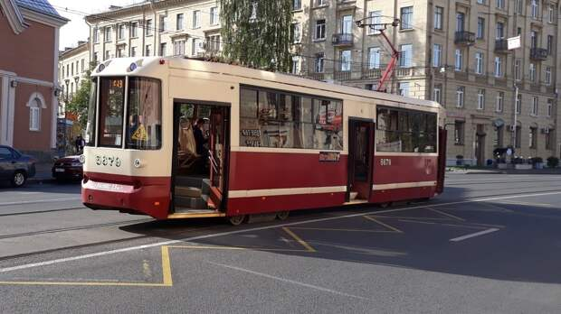 Скоростной трамвай в Шушарах планируют запустить в 2023 году