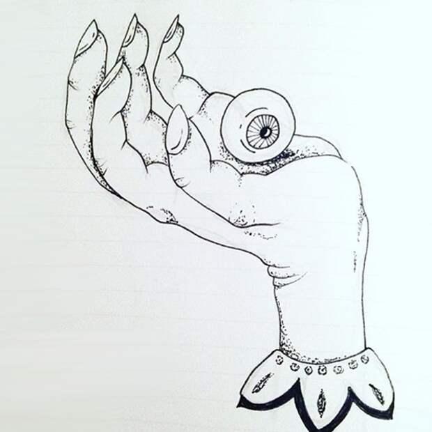 Новые идеи для татуировок, что говорил Карл Лагерфельд про тату?